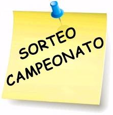SORTEO CAMPEONATO