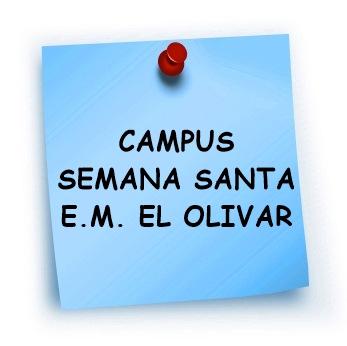 CAMPUS SEMANA SANTA